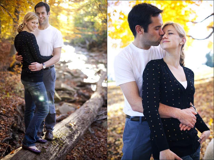 engagement portraits by dennis drenner