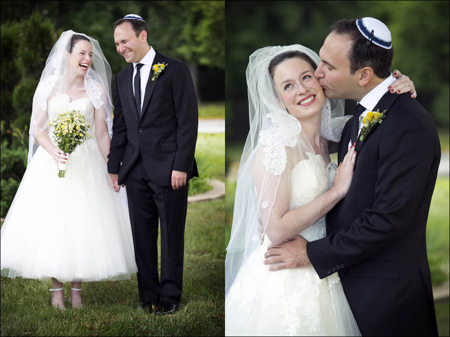 wedding portraits at beth el