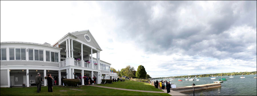 destination wedding in the finger lakes on lake skaneateles