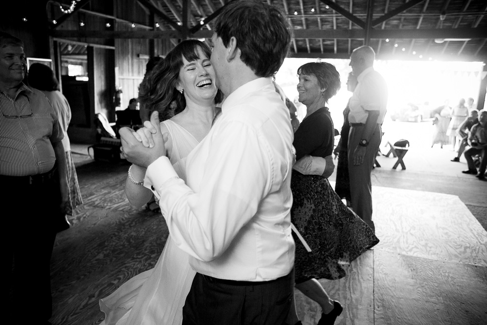 irish set dancing at wedding in southern maryland
