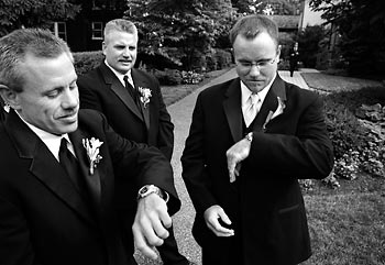 Baltimore wedding photographer: Dennis Drenner wedding photography testimonials